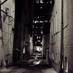 The Ominous Mystique and Allure of Alleys