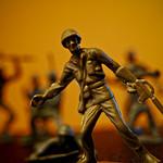 Army Man By Jennifer Tomaloff