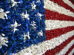 """The """"Memorial Flag"""" Art of Dave Cole"""