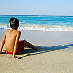 Cuban Beach by I Nandez