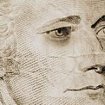 Alexander Hamilton by John Snegowski
