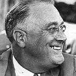 God Bless Franklin Delano Roosevelt!