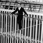 Philippe Petit's Art of the High Wire, and the Artworks It Inspired