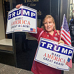 The Stickiness of Donald Trump's Base