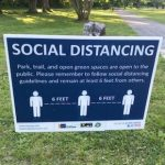 Social Distance Is None Too Social