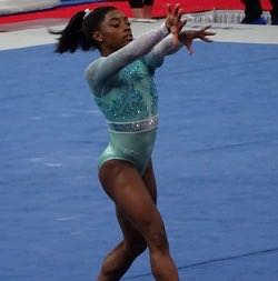On Simone Biles and the Triumph of Women